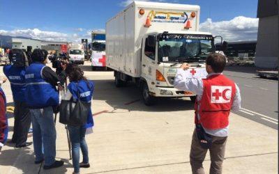 Fundación Andreani se une a Cruz Roja, Banco de Alimentos y Mercado Libre