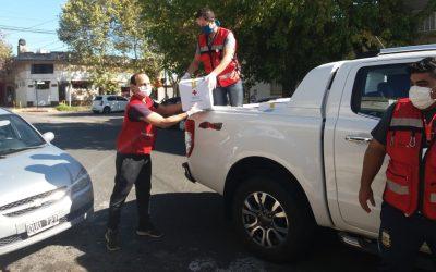 LG realizó una donación a Cruz Roja Argentina