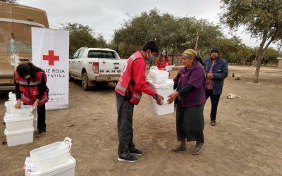 """""""Argentina se recupera"""": el programa de la Cruz Roja para dar respuestas y soporte frente a la pandemia"""