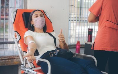 Más de 800 donantes en una semana: conocé la campaña de Santander y Cruz Roja Argentina