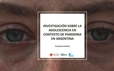 Investigación sobre Adolescencia en contexto de pandemia en Argentina